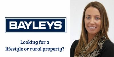 Stefni Baigent Bayleys Real Estate Agent