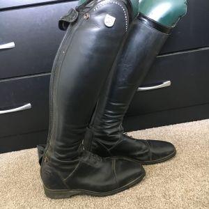 Tucci Tall Boots 38D