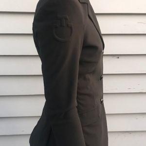 Cavalleria Toscana Black competition jacket