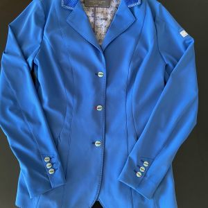 Blue Animo competition jacket