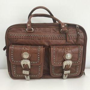 For Sale-Authentic American West Brief Case