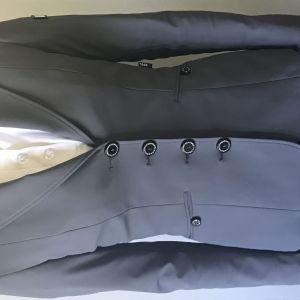 Gorgeous Grey Equiline SJ Jacket