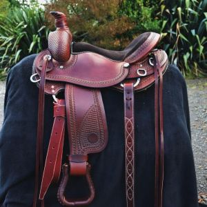 For Sale-High Country Trail Saddle