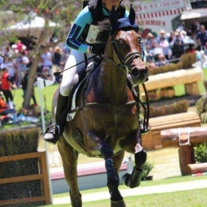 Amanda Pottinger Nabs Second on Four Star Debut Adelaide!