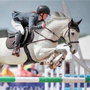 GREAT SUCCESS FOR PONY GRAND PRIX RIDER