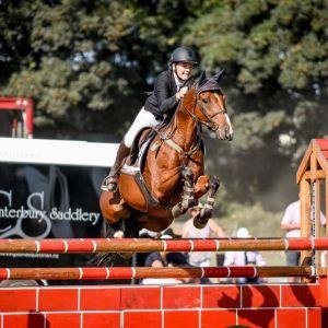 Grand Prix Pony Harrison James