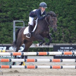 Showjumper with talent to burn