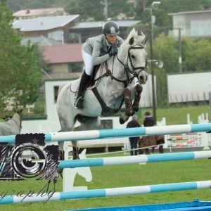 One in a million showjumping school mistress