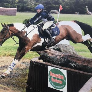 Outstanding Eventing Pony