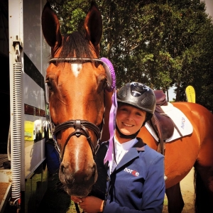 Jaime Campbell - JT Sporthorses
