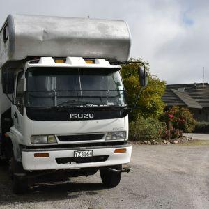 Truck,Isuzu