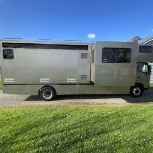 Truck,Custom Horse Coaches