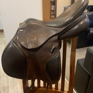 NSC Basucule Jump Saddle