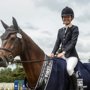 NZ's Best Showjumpers Line up for World Cup Opener