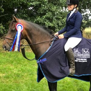Tui's Tennessee - Mother's Dream Pony Mini Prix/105cm eventer