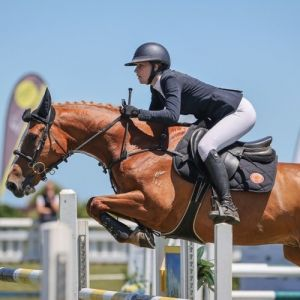 EXPERIENCED, COMPETITIVE GRAND PRIX PONY